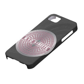 Manhole CoversNYC Case For iPhone 5/5S