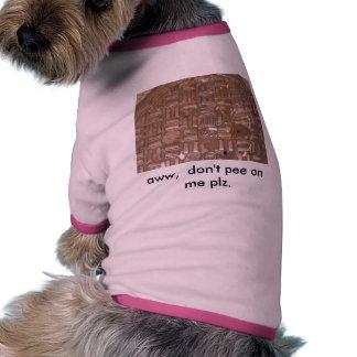 manhole dog clothing
