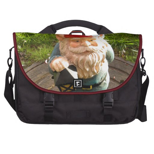 Manhole Gnome Bags For Laptop