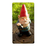 Manhole Gnome Personalized Shipping Label