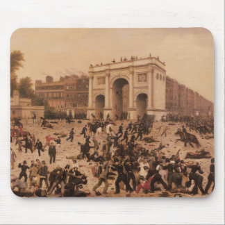 Manhood Suffrage Riots in Hyde Park, 1866 Mouse Pad