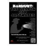 Manhunt: The Search for Castmates Poster