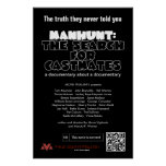 Manhunt: The Search for Castmates Posters
