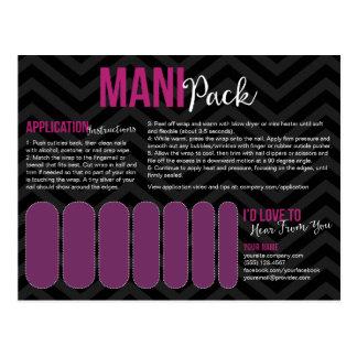 Mani Pack Postcards