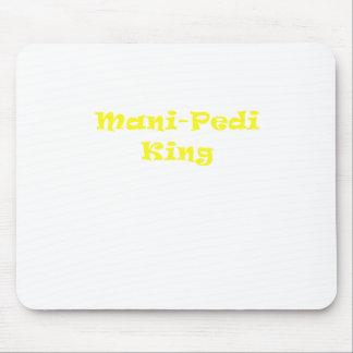 Mani Pedi King Mouse Pad