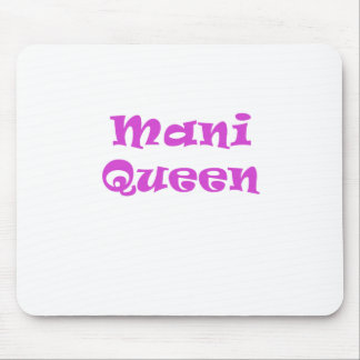 Mani Queen Mouse Pad