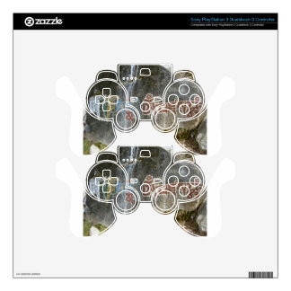 Mani stone - Om Mani Padme Hum Mantra Decal For PS3 Controller