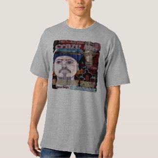 Manía bujía métrica - Una camiseta lateral 4 del