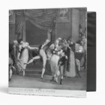 Manía de la danza, 1809