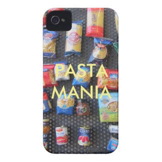Manía de las pastas iPhone 4 protector