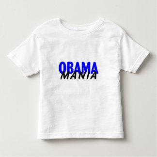 Manía de Obama Playera De Niño