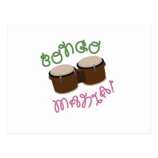 Manía del bongo postal
