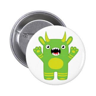 Manía del monstruo: ¡Reunión Rocky! Pins