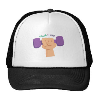 Manía del músculo gorra