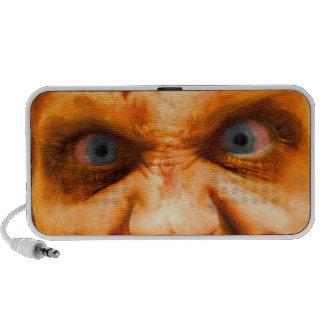 Manía del zombi sistema altavoz