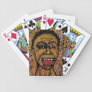 Manic Bicycle Playing Cards