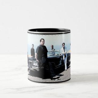 Manic Caddy Two-Tone Coffee Mug