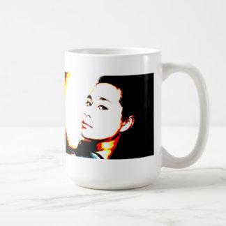 Manic Kin 10 Classic White Coffee Mug