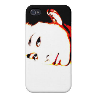 Manic Kin 10 iPhone 4/4S Cover