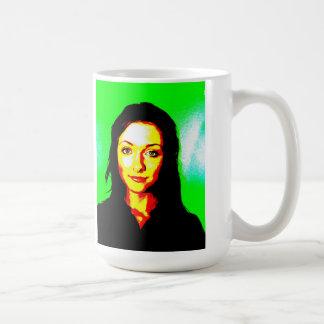 Manic Kin 11 Classic White Coffee Mug