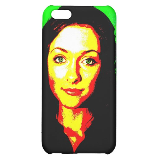 Manic Kin 11 Cover For iPhone 5C