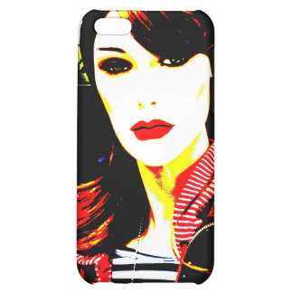 Manic Kin 12 Case For iPhone 5C