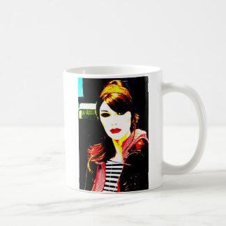 Manic Kin 12 Classic White Coffee Mug