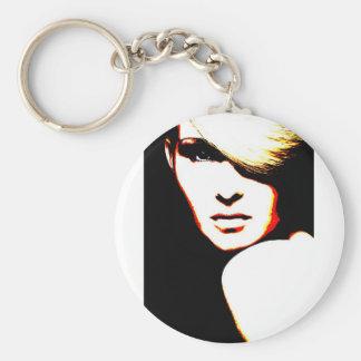 Manic Kin 1 Keychain