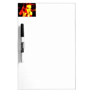 Manic Kin 2 Dry-Erase Whiteboard