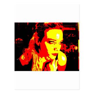 Manic Kin 2 Postcard
