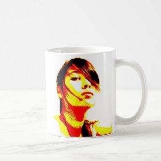 Manic Kin 3 Classic White Coffee Mug