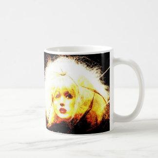Manic Kin 4 Classic White Coffee Mug