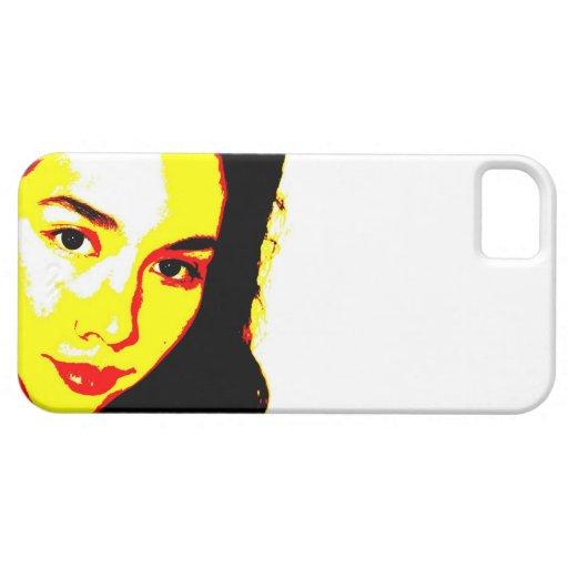 Manic Kin 5 iPhone 5 Case