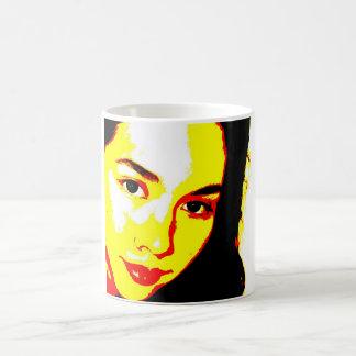Manic Kin 5 Classic White Coffee Mug
