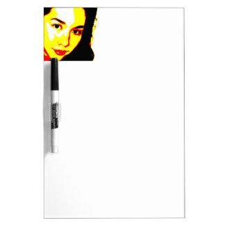 Manic Kin 5 Dry-Erase Whiteboards