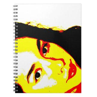 Manic Kin 5 Note Book