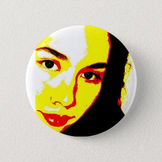 Manic Kin 5 Pinback Button