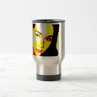 Manic Kin 5 Travel Mug