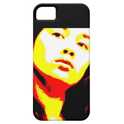 Manic Kin 6 iPhone 5/5S Case