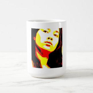 Manic Kin 6 Classic White Coffee Mug