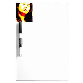 Manic Kin 6 Dry Erase Whiteboards