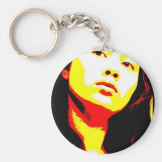Manic Kin 6 Keychain