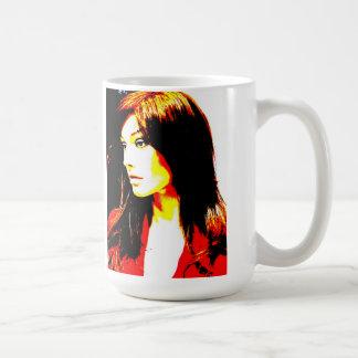 Manic Kin 7 Classic White Coffee Mug