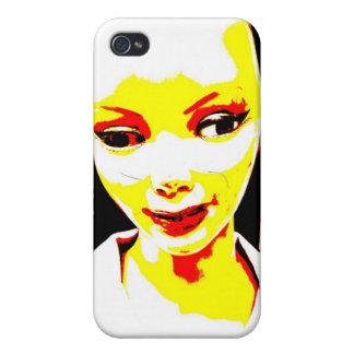 Manic Kin 8 Case For iPhone 4