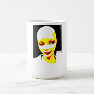 Manic Kin 8 Classic White Coffee Mug
