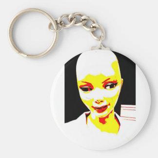 Manic Kin 8 Keychain