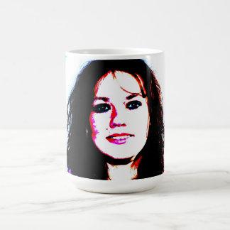 Manic Kin 9 Classic White Coffee Mug