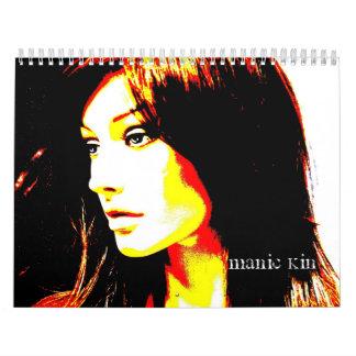 Manic Kin Calendar