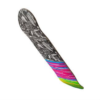 Manic Skateboard Deck