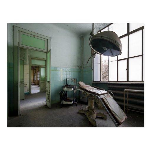 Manicomio Krankenzimmer 2 Postcards